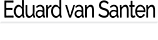 Eduard van Santen Logo